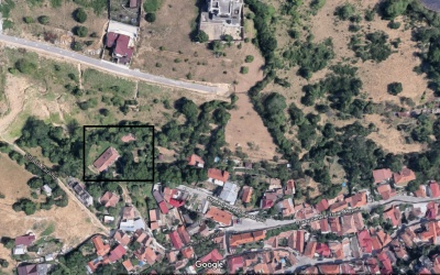 Vand casa cu teren de 1160 mp Str Traian Mosoiu