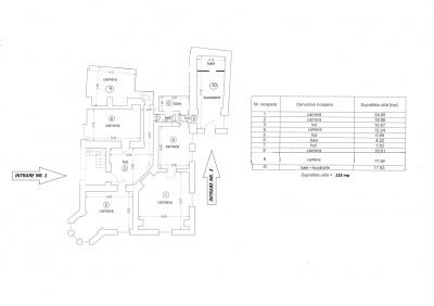 Inchiriez spatiu de birouri, 133 mp, zona magazinului STAR