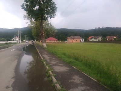 Vand parcele de 488 mp in Cristian