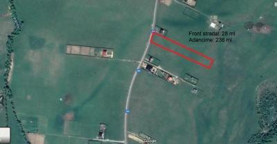 Vand teren extravilan agricol, 6600 mp Rasnov - Glajerie