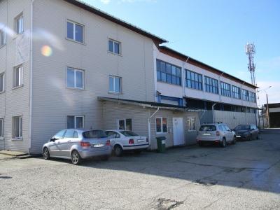 Poza proprietate Inchirierz hale industriale si cladire de birouri - Calea Feldioarei