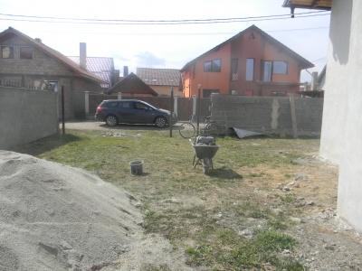 Vand casa in localitatea Halchiu